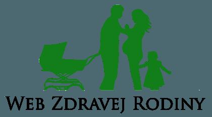 WEB ZDRAVEJ RODINY Logo